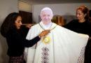 Los ornamentos litúrgicos que usará el Papa en la visita al país serán muy colombianos