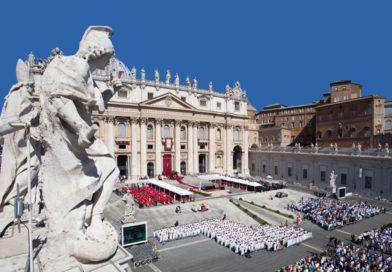 Hace 26 años se establecieron las relaciones entre México y el Vaticano