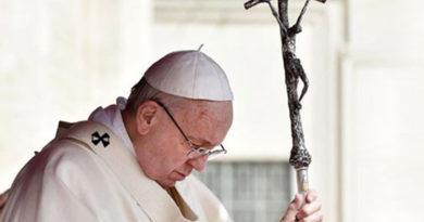 """El Papa alza la voz en defensa de """"los niños por nacer"""""""