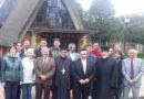El comité ecuménico celebró su navidad
