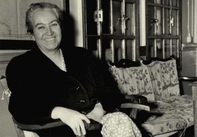 Franciscanos homenajean a Gabriela Mistral en Chile