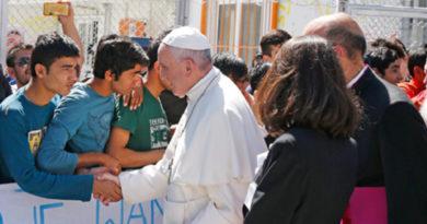 Acoger al forastero: Desde el Vaticano, 20 Puntos de Acción para promover el Cambio