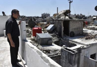 Homs Siria: «Reconstruir las iglesias es dar alma y esperanza»
