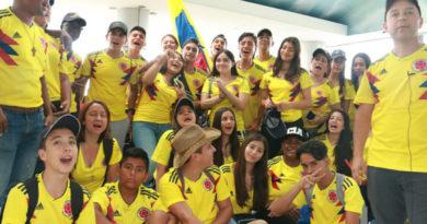 #JMJPanamá: Colombia entre los países con más peregrinos y voluntarios