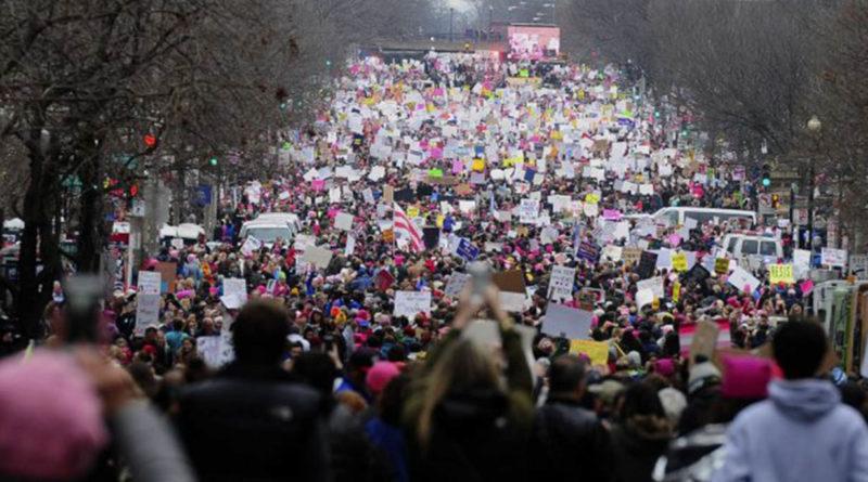 """Multitudinaria Marcha por la Vida """"toma"""" Washington en Estados Unidos"""