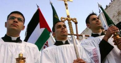 Alarma a los obispos de la Coordinación de Tierra Santa la pobreza en Palestina