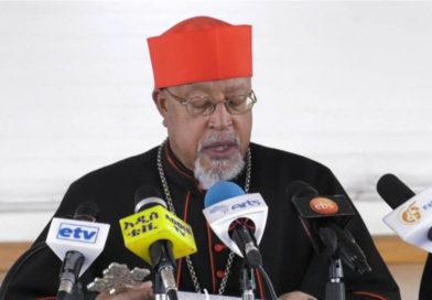 Etiopía: Card. Souraphiel a la Comisión para la reconciliación y Paz