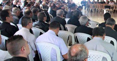Encuentro delegados de pastoral presbiteral y servidores del clero