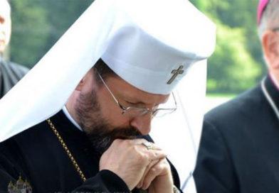 Llamado a la conversión del Arzobispo Greco Ucraniano en jornada penitencial