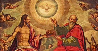 Apóstoles de los últimos tiempos: dóciles al Espíritu Santo, esclavos de la Virgen