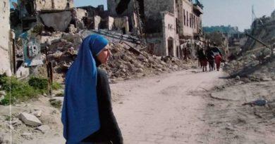 «Soy madre de mártires y estoy orgullosa de ellos»