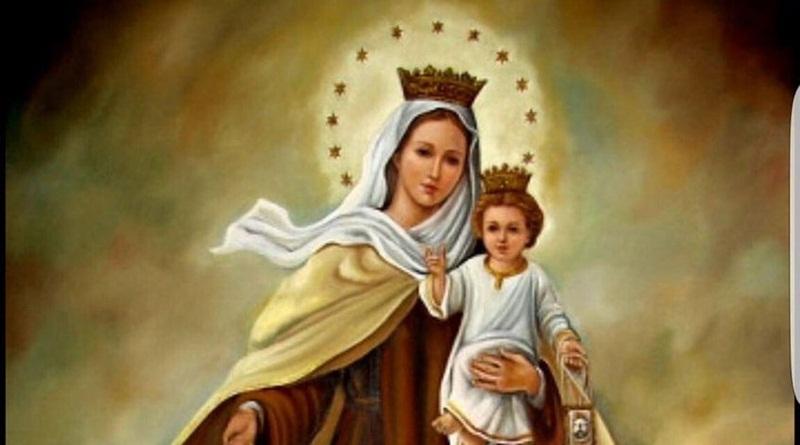 La Virgen del Carmen en Hispanoamérica