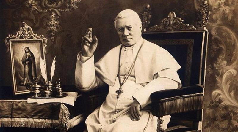 La advertencia de San Pío X sobre la hermandad universal