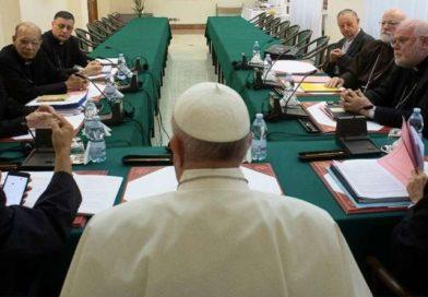Reforma de la Curia: Concluye relectura del borrador de nueva Constitución Apostólica