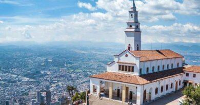 Emblemático santuario de Monserrate en Bogotá reabre sus puertas
